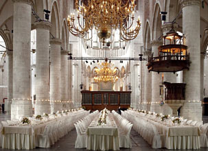 pieterskerk - Catering locaties